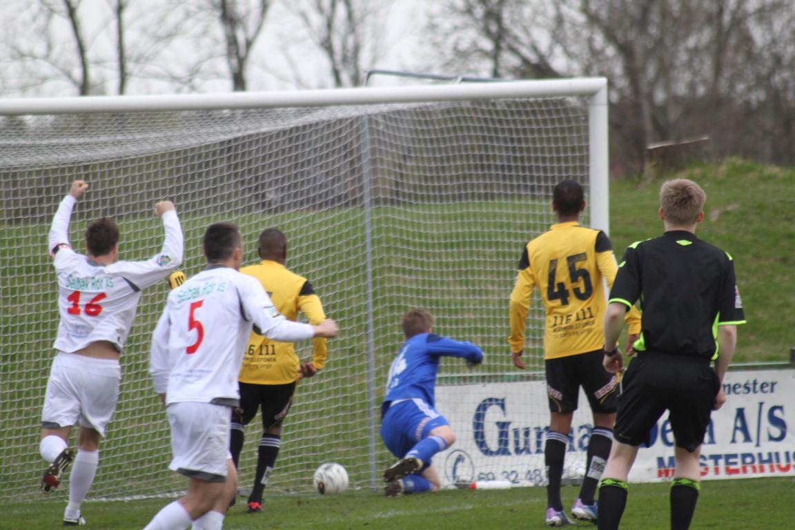 1-0 Cicek Bærum 13
