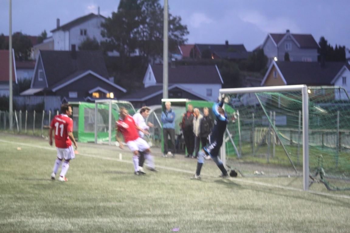 Morten Moum 1-1