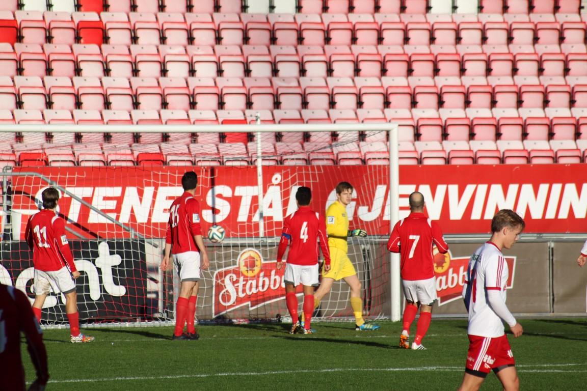 Mål til FFK 2