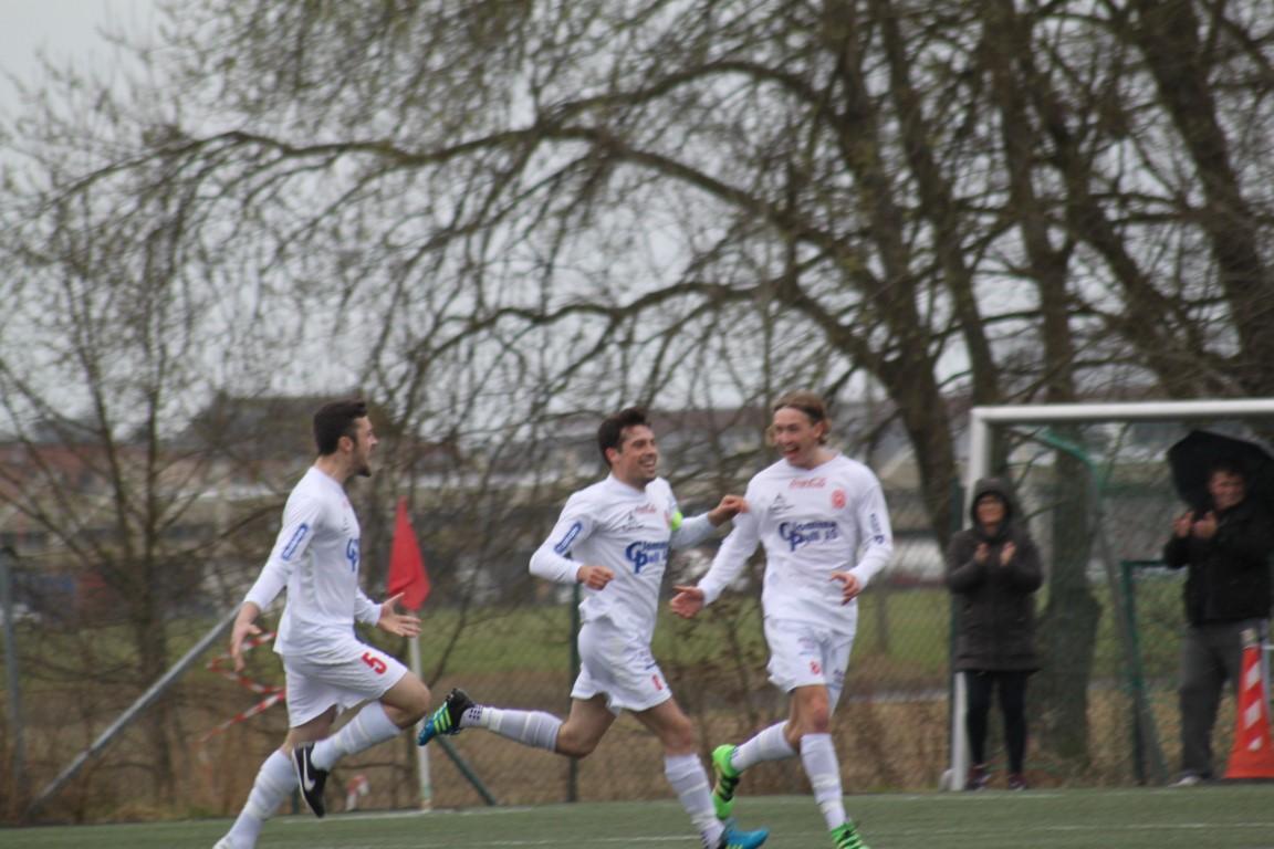 Faton 1-0 Trosvik 16