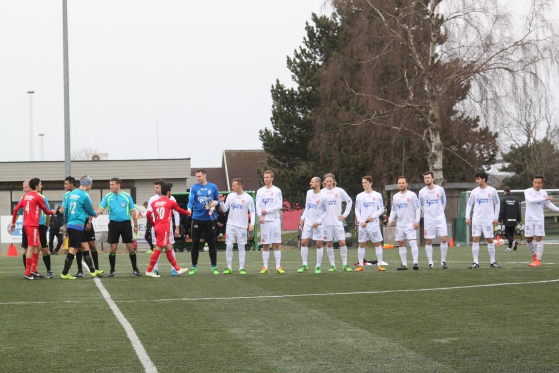 Trosvik 16 laget