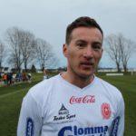 Dagens Øssiagutt Asim Palic som scoret begge målene