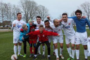 Juble i Øssialeieren etter 2-1 seier over Follo2