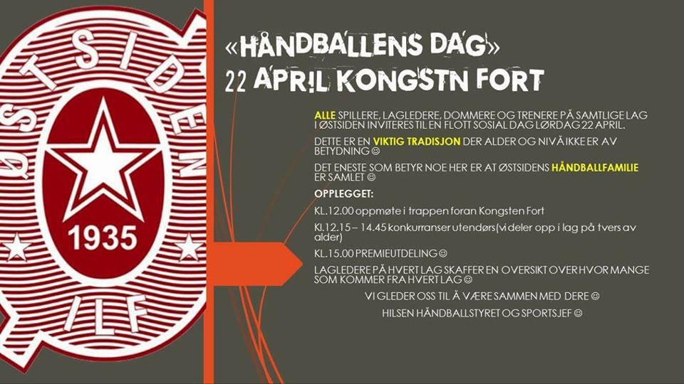 Håndballens dag