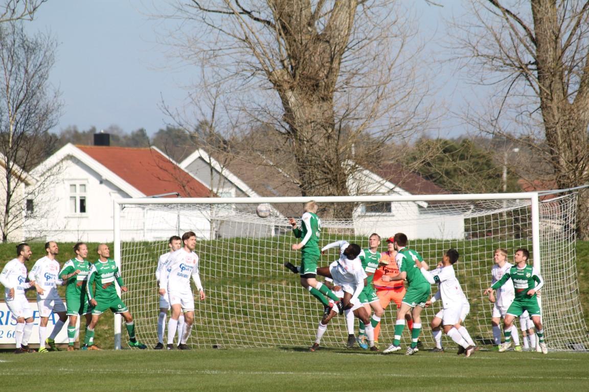 3-2 målet