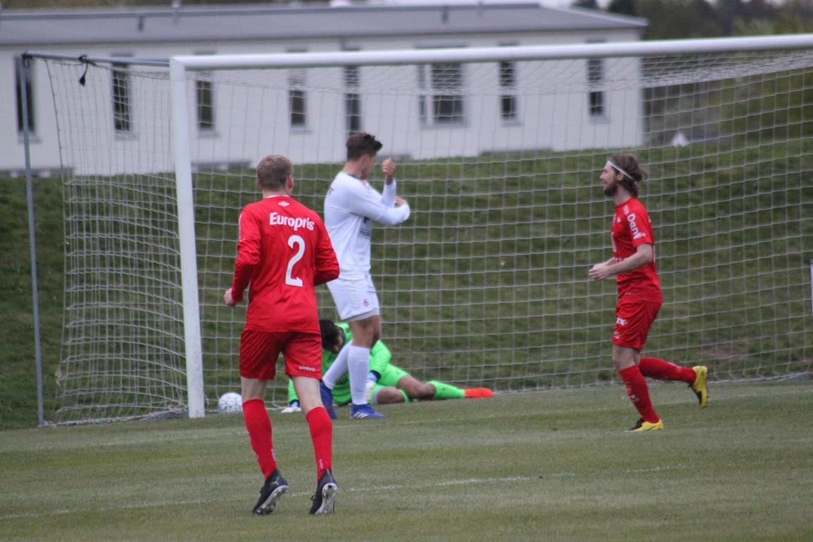 FFK2 0-1 Tim Nilsen