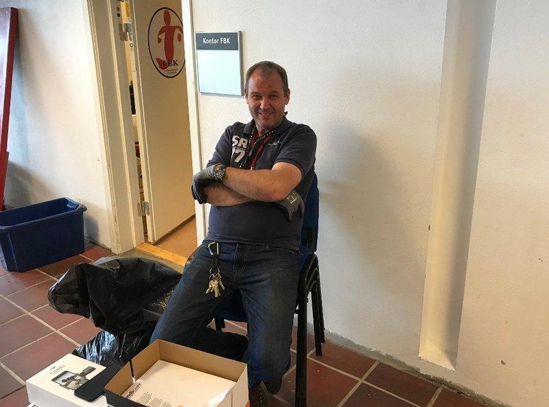 Sven Helge Hagen