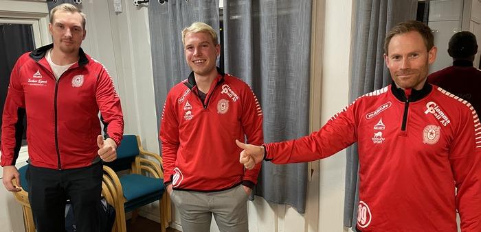 Eirik Kaldheim, Christian Sukke, Michael Røn
